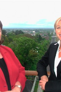 Mary Harney & Liz O'Donnell
