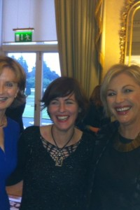 International Women's Day at the Áras – Adi Roche, Eleanor McEvoy and Liz