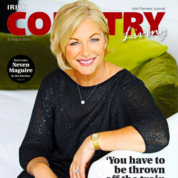 Irish Country Living Magazine Cover