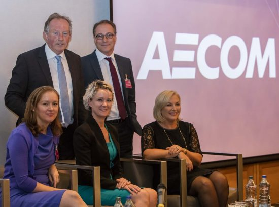 AECOM conference on gender diversity in the construction industry