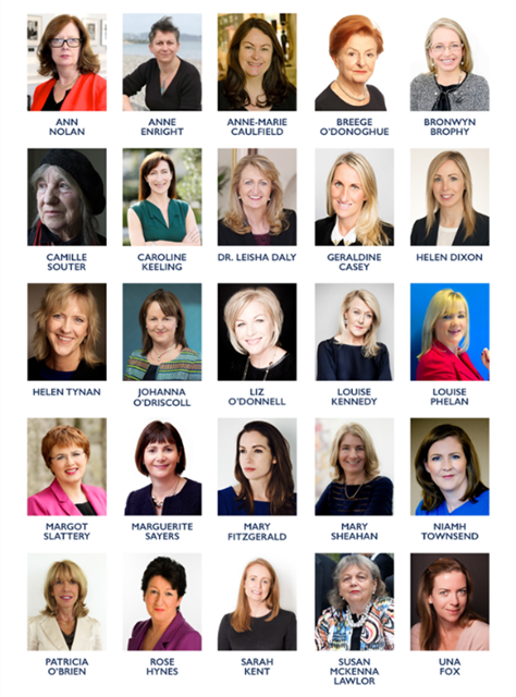 IRELANDS MOST POWERFUL WOMEN TOP 25 AWARD WINNERS FOR 2016