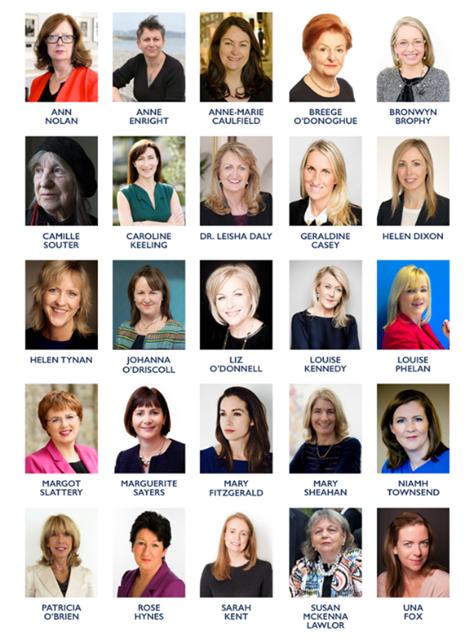 IRELANDS MOST POWERFUL WOMEN TOP 25 AWARD WINNERS FOR 2016