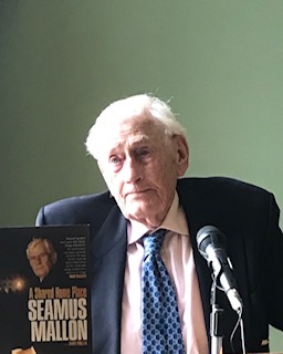 Seamus Mallon launches memoirs
